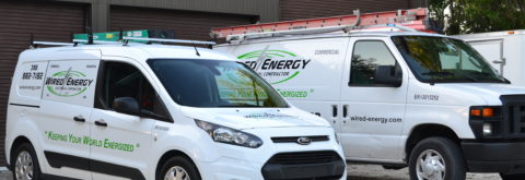 Wired Energy Electrical Contractor LLC